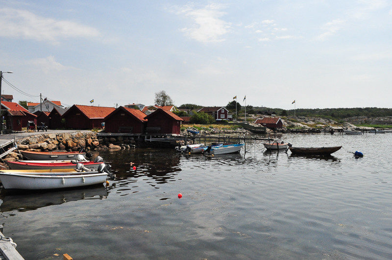 Exploring the Gothenburg Archipelagos