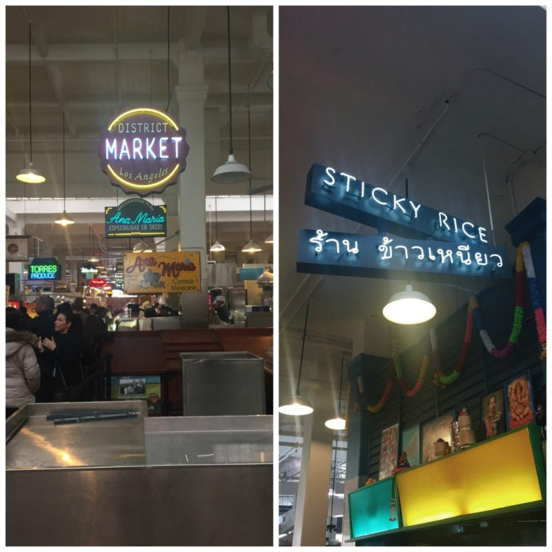 Grand Central Market LA | Food and Coffee Guide Los Angeles