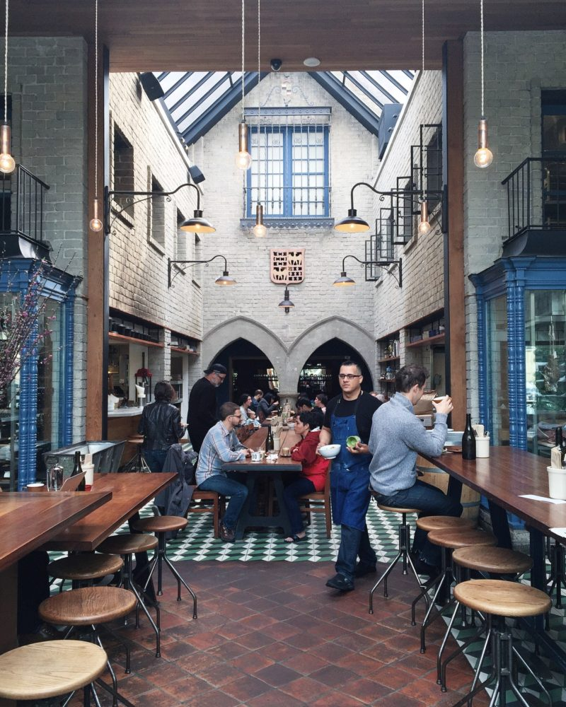 Food and Coffee Guide Los Angeles | Daydream Believer