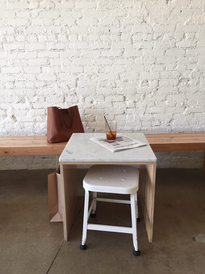 Eightfold Coffee | Food and Coffee Guide Los Angeles | Daydream Believer