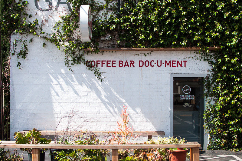 Document Coffee | Food and Coffee Guide Los Angeles | Daydream Believer
