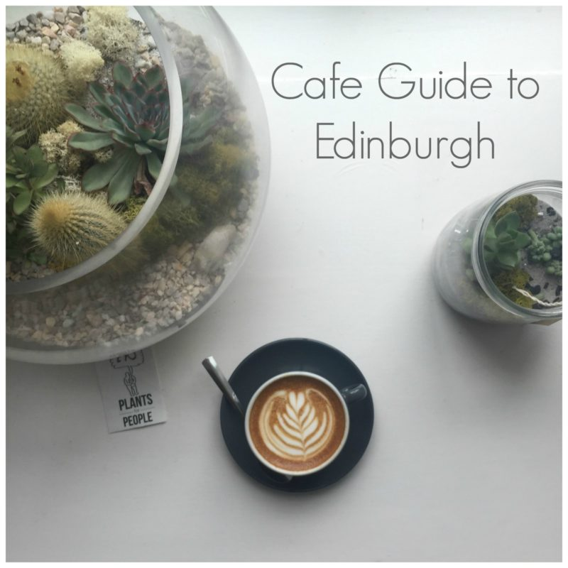 Cafe Guide to Edinburgh_Pinterest_Daydreambeliever